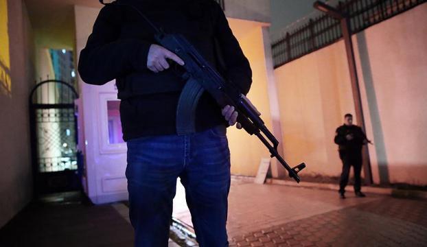 İstanbuldaki organize suç örgütü operasyonu