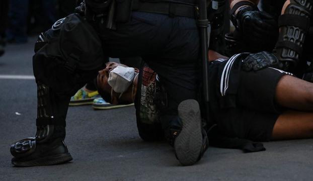 ABDnin yakın tarihine sürülen kara leke: Siyahilere yönelik polis şiddeti