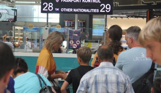 Türkiyeyi 2016da 25 milyon yabancı ziyaret etti