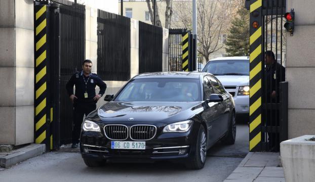 CIA Direktörü Pompeo Ankarada