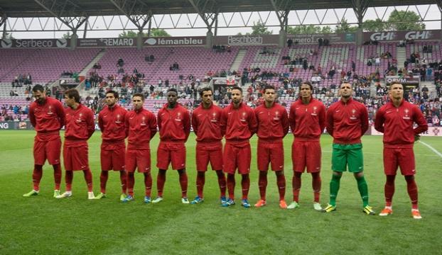 Portekiz Milli Takımına Süper Ligden 4 futbolcu