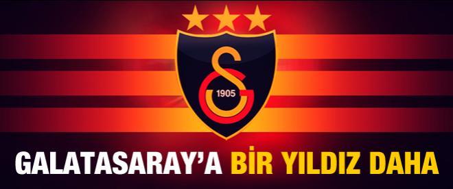 Prandelli ile beraber Galatasaray'a bir yıldız daha