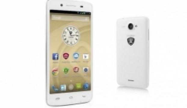 Prestigiodan Android KitKatlı Yeni MultiPhone 5507 DUO