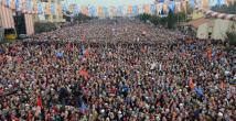 Başbakan Recep Tayyip Erdoğan Balıkesir'de