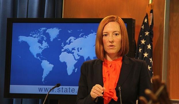 ABDden Başbakan Davutoğluna yanıt