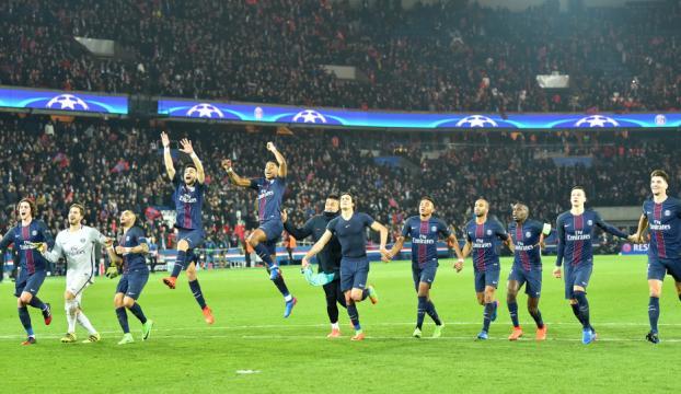 Barcelonaya PSG şoku! 4-0