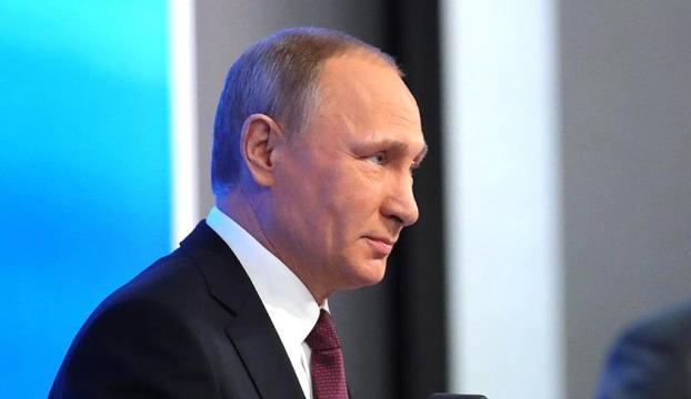 Putin, Rusya-Türkiye adli yardımlaşma anlaşmasını onayladı