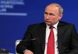 Rusya Devlet Başkanı Putin Ankara'ya gelecek