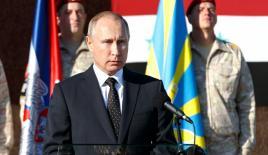 Rus birlikler Suriye'den çekiliyor