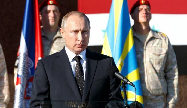 Rus birlikler Suriyeden çekiliyor
