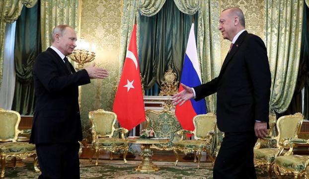 Rusya ile Suriyede atacağımız adımlar büyük önem arz ediyor