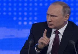 Putin meydan okudu: Kimse üstesinden gelemeyeceğimiz sorunlar çıkaramaz