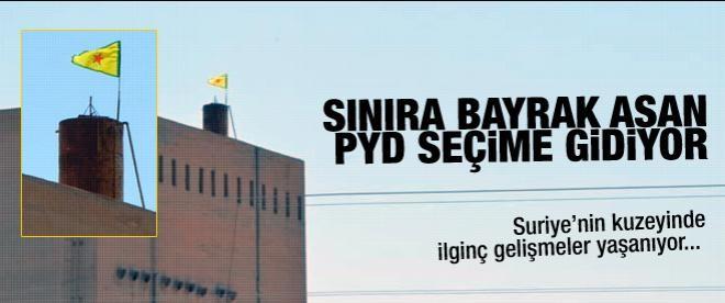 PYD, geçici hükümet için seçime gidiyor
