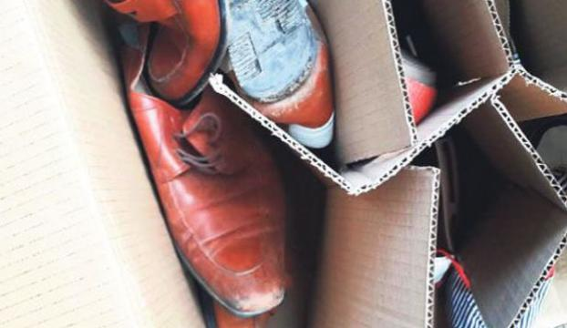 Dikkat! 25 bin zehirli ayakkabı nerede?