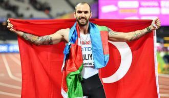 Ramil Guliyev Monaco'da yarışacak