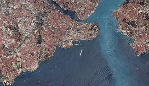 Yerli uydu RASAT İstanbulu görüntüledi