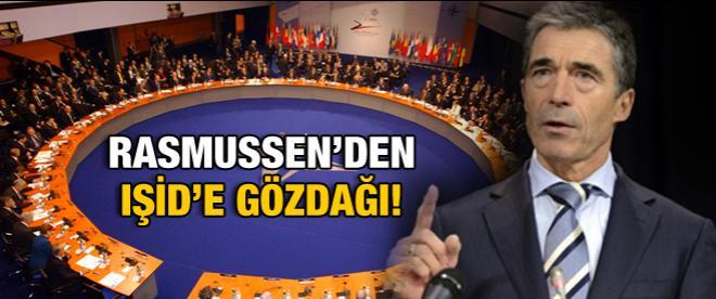 Rasmussen'den IŞİD'e gözdağı!