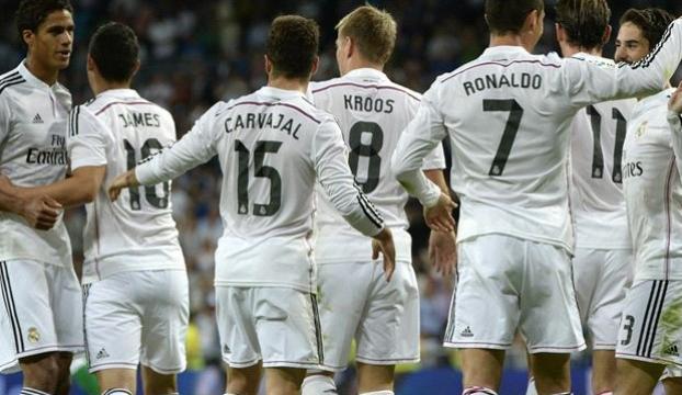 La Ligada Real Madrid farkı açıyor