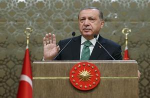 Cumhurbaşkanı Erdoğan: Suriye'nin kuzeyinde sözde devlet asla kurdurmayız
