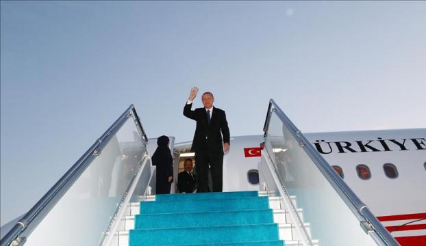 Cumhurbaşkanı Erdoğan Suriye meselesi için İrana gidiyor