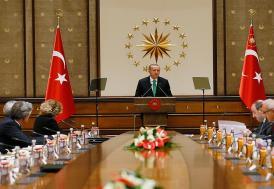Cumhurbaşkanı Erdoğan: Amerika ile iş birliğimiz ticaretle daha da güçlenecek