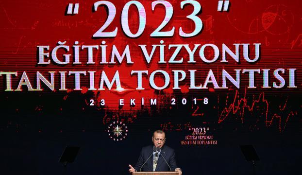 Erdoğandan öğretmenlere müjdeler