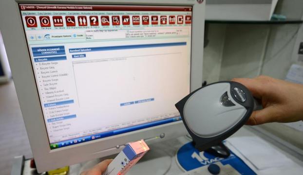 Kırmızı ve yeşil reçeteli ilaçlar elektronik ortama taşınıyor