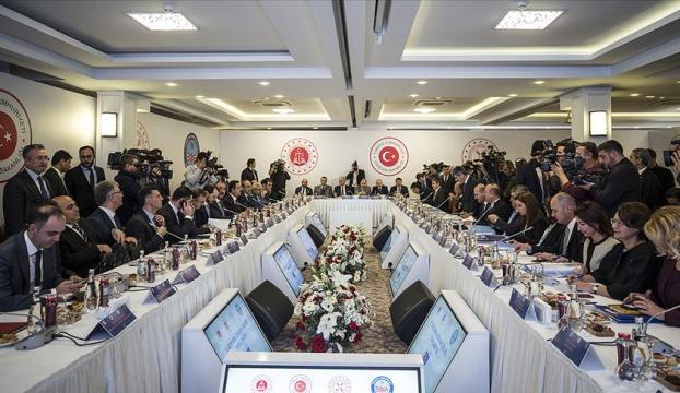 Reform Eylem Grubu toplanacak
