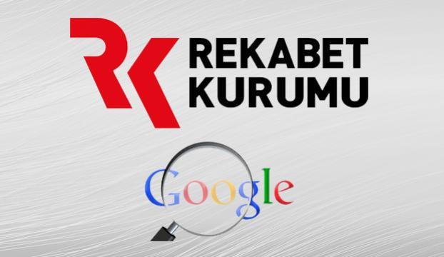 """Googlea """"rekabet"""" soruşturması"""