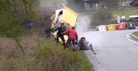 testİnanılmaz kaza!..