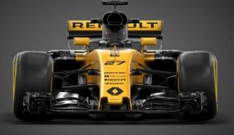 Renault yeni yarış otomobili R.S.17'yi tanıttı