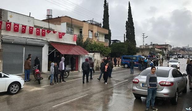 PYD/PKK Reyhanlıya roket attı