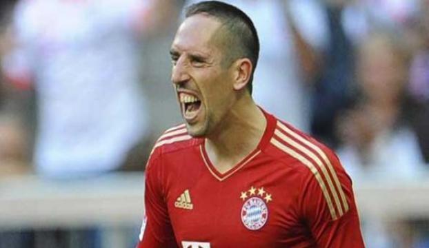 Ribery bir yıl daha Bayern Münihte