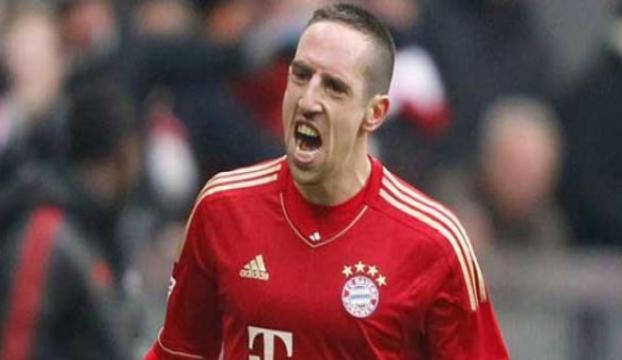 Bayern Münih, Riberynin sözleşmesini uzattı