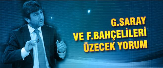 Rıdvan Dilmen'den Fenerbahçe'yi üzecek yorum!