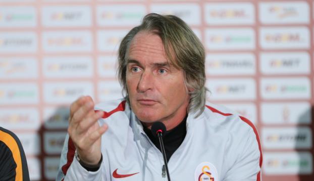 Riekerink artık yok... Galatasaray Tudoru bekliyor!