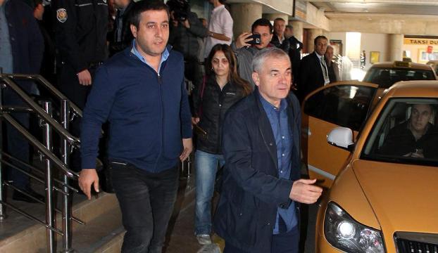 Rıza Çalımbay, Trabzona geldi