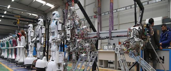 Robotlar, perakende sektöründe istihdamı tehdit ediyor