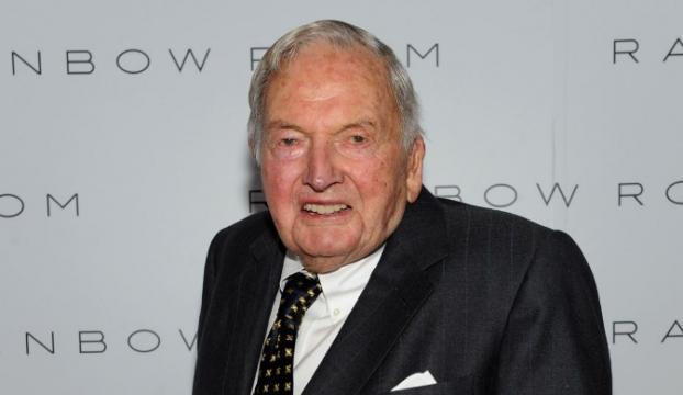 ABDli milyarder Rockefeller 101 yaşında hayatını kaybetti