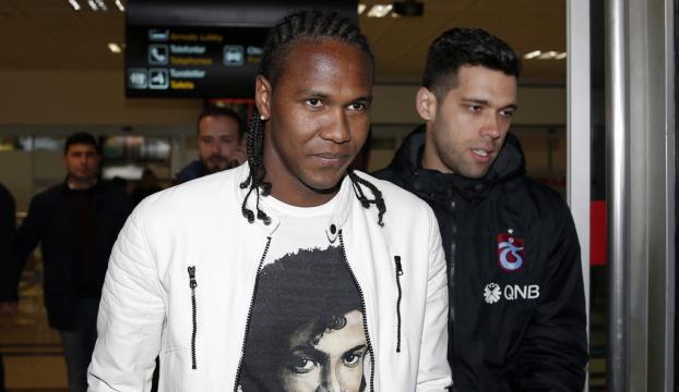 Rodallega, Trabzona geldi
