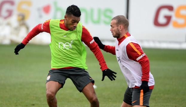 Galatasarayda Atiker Konyaspor maçı hazırlıkları