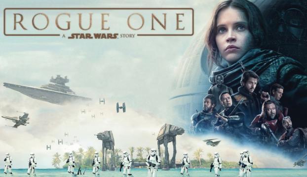 """""""Rogue One: Bir Star Wars Hikayesi"""" yarın vizyona girecek"""