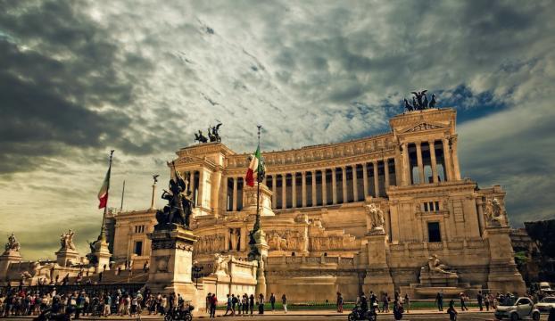Romada klasik Türk müziği konseri