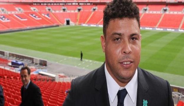 Eski futbolcu Ronaldo taburcu edildi