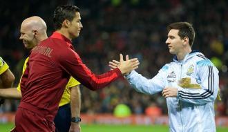 Ronaldo, Messi'den fazla Altın Top'u olması gerektiğine inanıyor