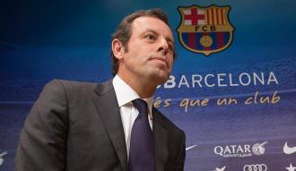 """Eski Barcelona Başkanı'na """"kara para"""" gözaltısı"""
