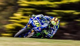 MotoGP'nin yaşayan efsanesi Rossi