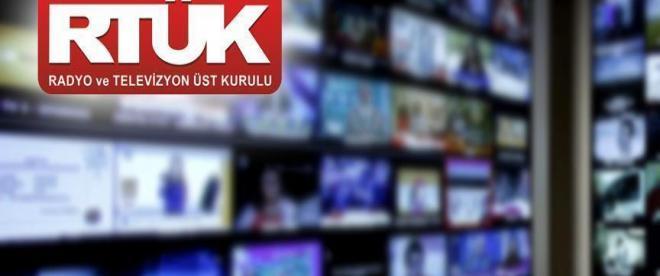 RTÜKten TV 8e, TELE 1 ve TLCye ceza