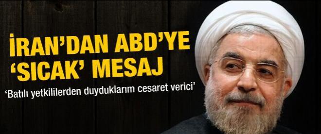 Ruhani: Obama'nın yeni söylemi tansiyonu düşürebilir