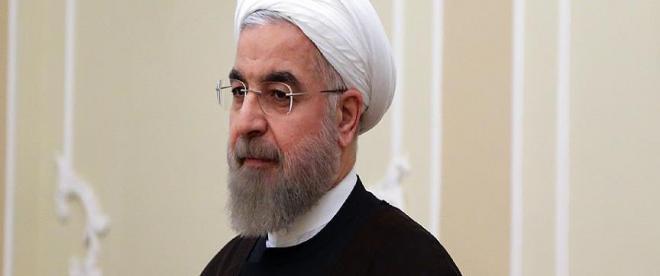 "Ruhani: ""ABD nükleer anlaşmaya siyasi darbe vurmak isterse İran buna karşı kesin adımlar atar"""